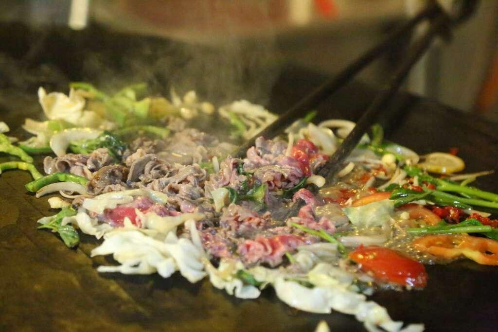 蒙古烤肉(台灣烤肉)