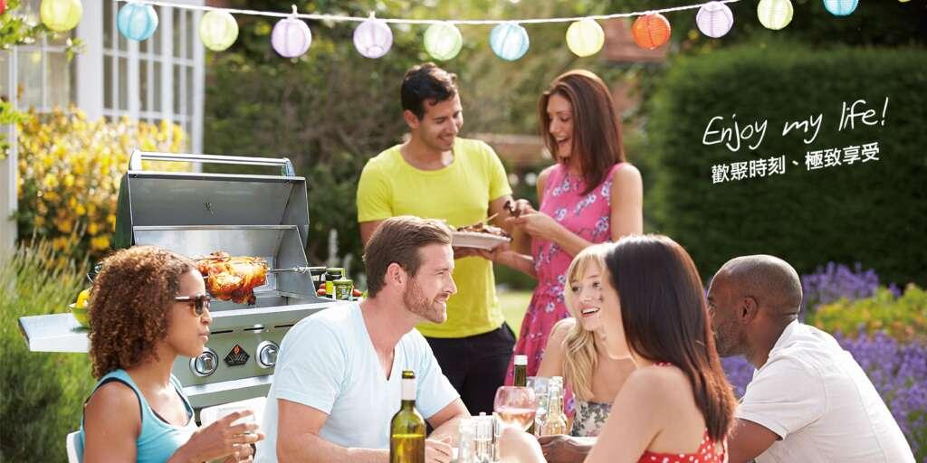 美國精品烤爐銷售第一名的製造商就是來自台灣:威廉麗莎精品烤爐