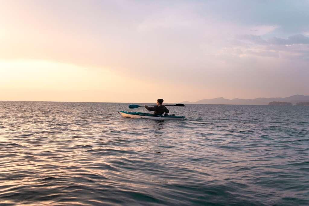 SUP立槳/獨木舟體驗